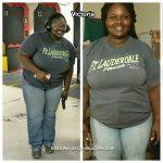 Victoria lost 19 pounds