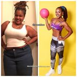 Bee's weight loss journey