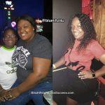 Bonnie lost 70 pounds