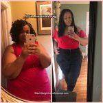Cheri lost 89 pounds