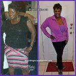 Kristi lost 50 pounds