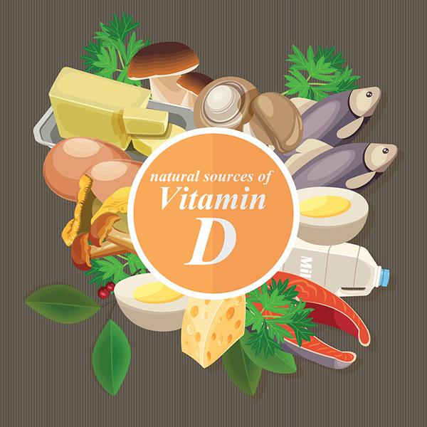 natural sources of vitamin d