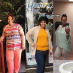 Deborah lost 114 pounds