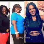 Malika lost 50 pounds
