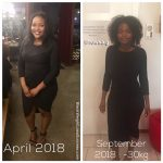 Rosa lost 69 pounds