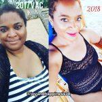 LaKenya lost 93 pounds