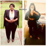 Natasha lost 95 pounds