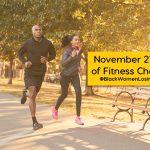 November 2018 Fitness Challenge