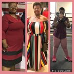Patricia lost 99 pounds