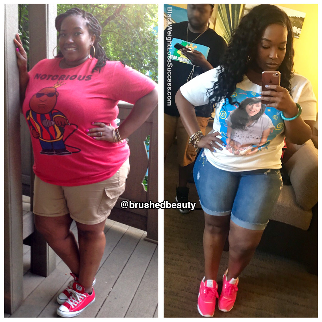 valisha before and after