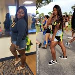 Jonisha before and after