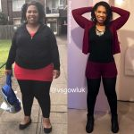 Katrina lost 136 pounds