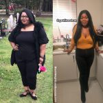 Shaneka lost 143 pounds