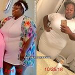 Shaunie lost 81 pounds