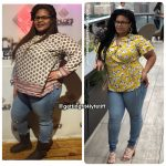 Tiffany lost 37 pounds