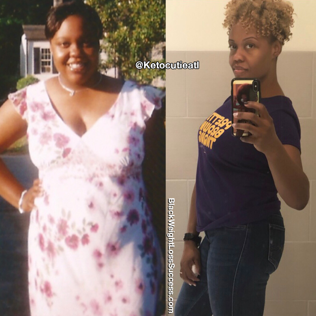 Shemekia before and after