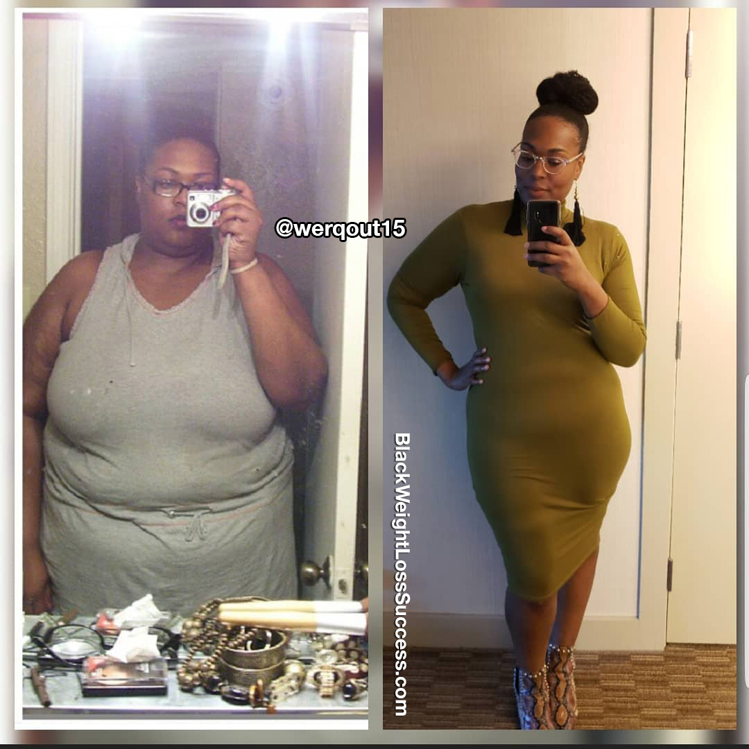 Portia before and after