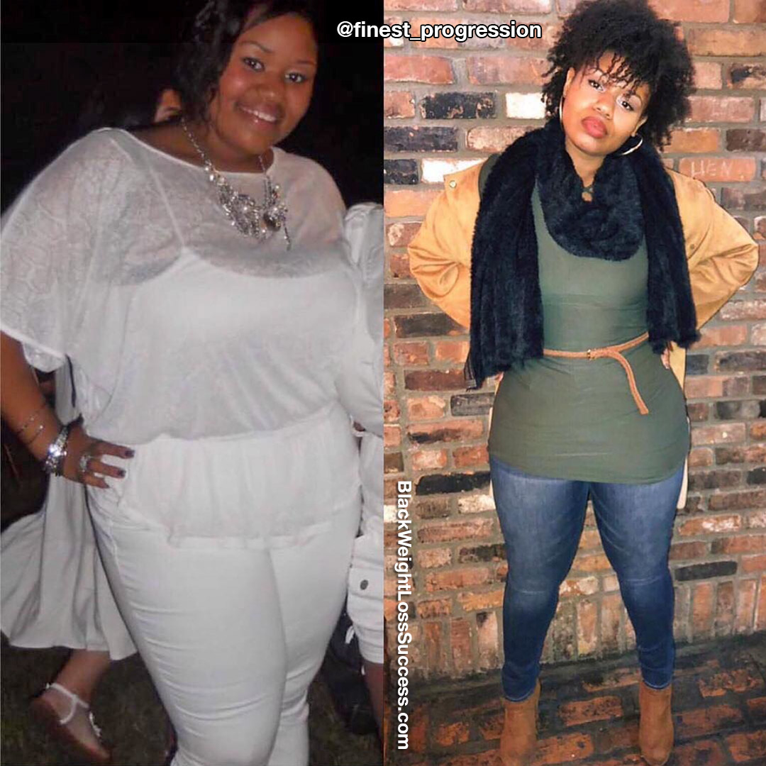 Wendy lost 131 pounds | Black Weight Loss Success
