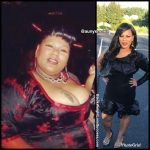 Aunyx before and after