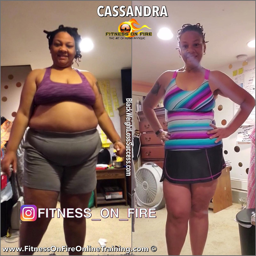Cassandra before and after