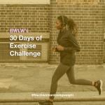 November 30 Days of Exercise