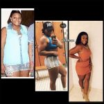 Keyaira before and after