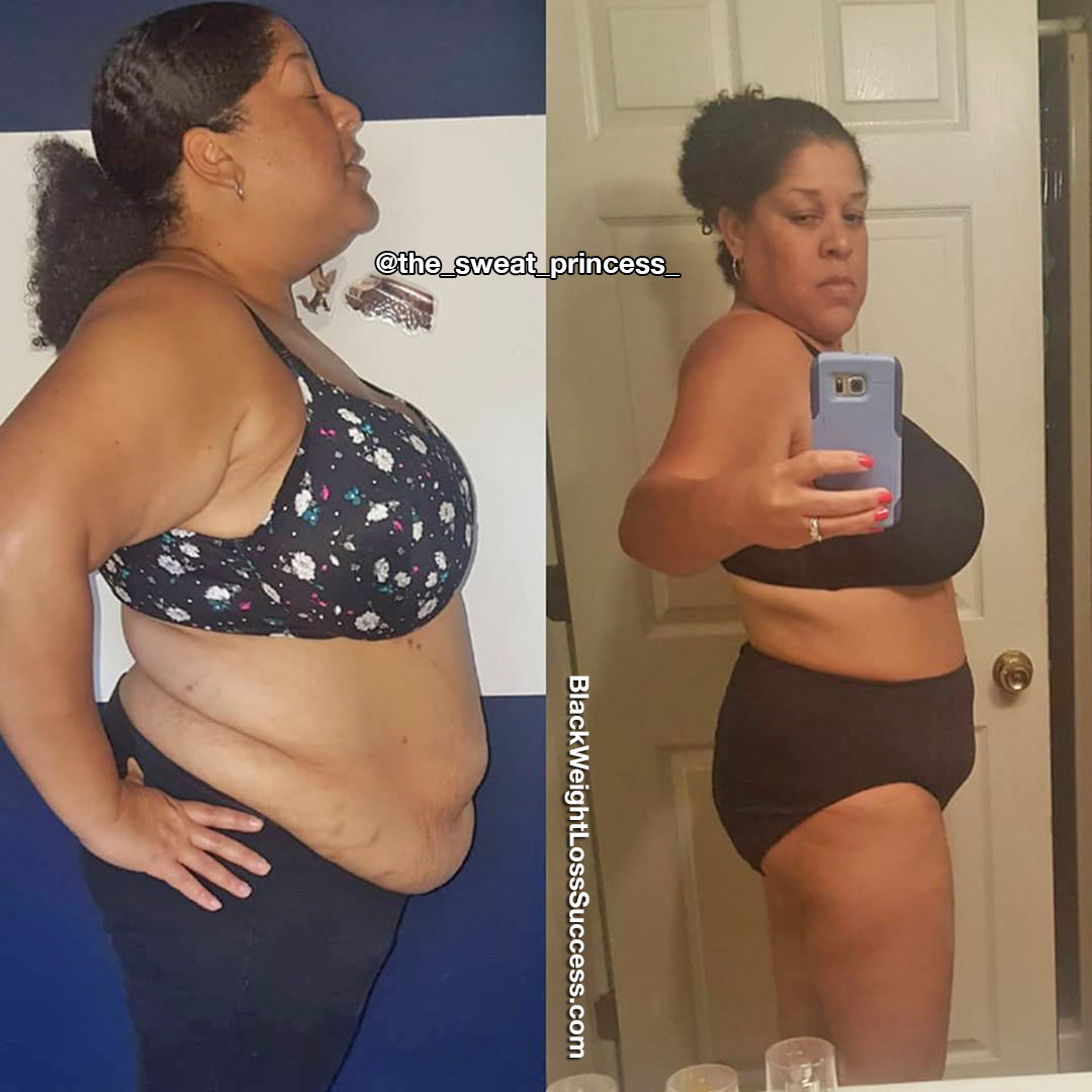 Shermaine before and after