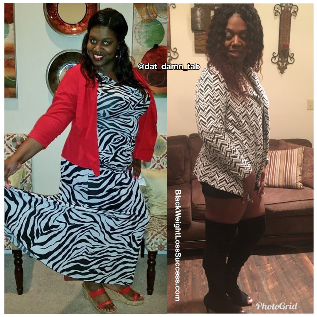 Tabatha before and after