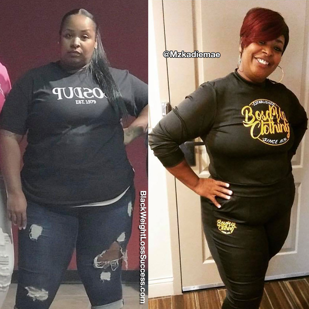 Kara before and after