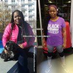 Ebony weight loss journey