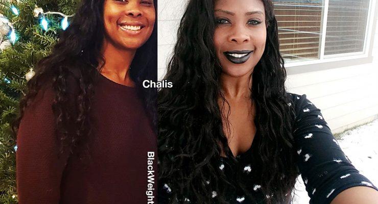 Chalis weight loss story