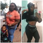 Darneta weight loss journey