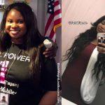 JeTara weight loss journey