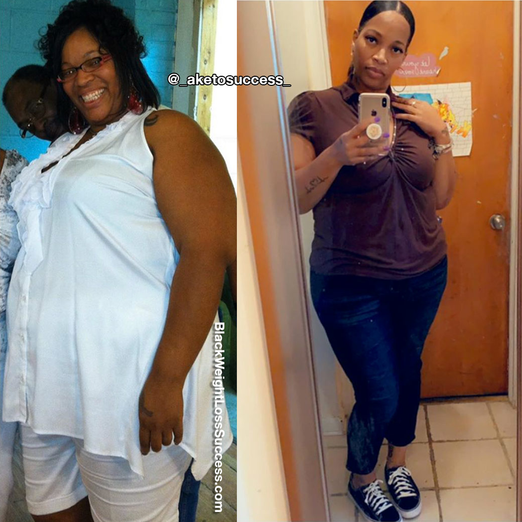 Kellie weight loss journey