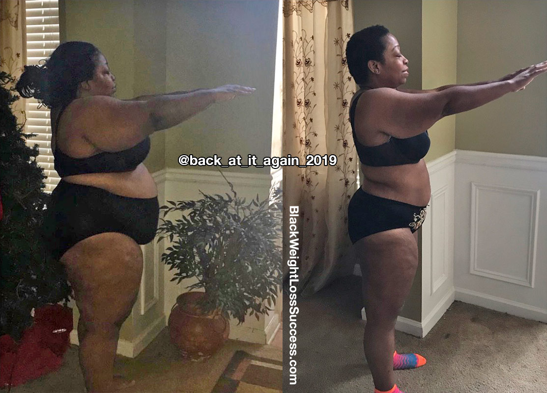 Nancy weight loss story