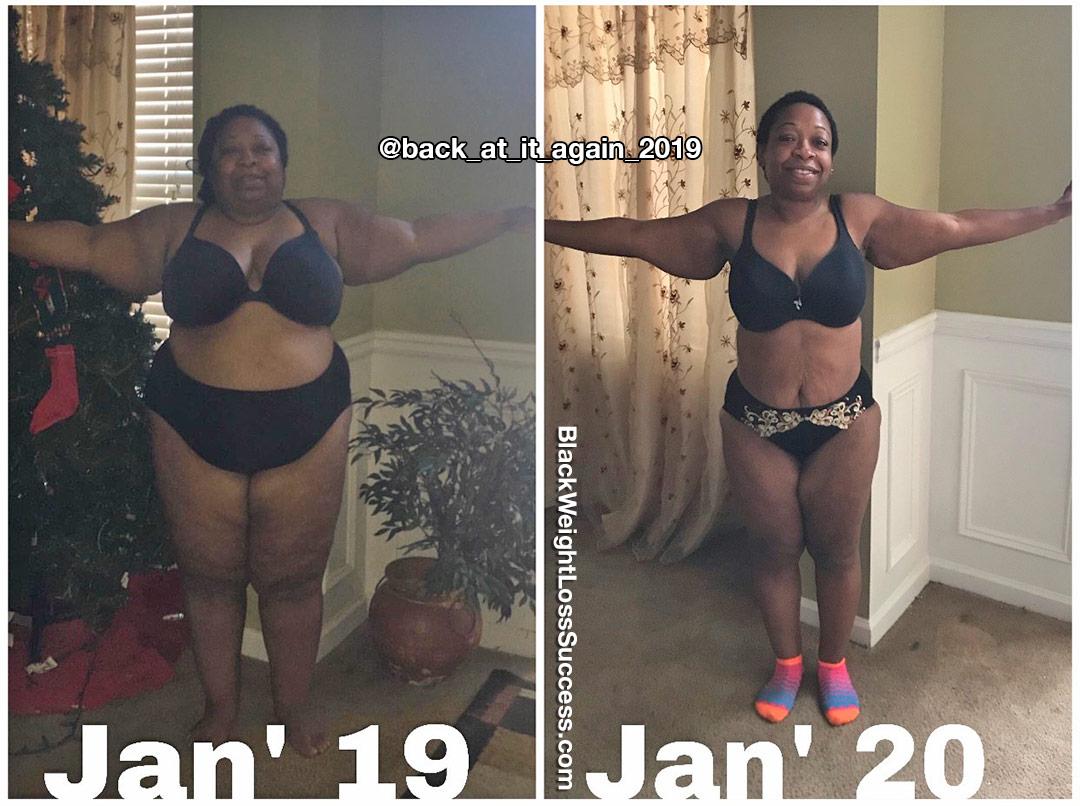 Nancy weight loss journey