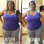 Quansa weight loss story