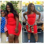 Anicia weight loss story