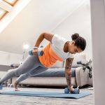 Workout at home coronavirus