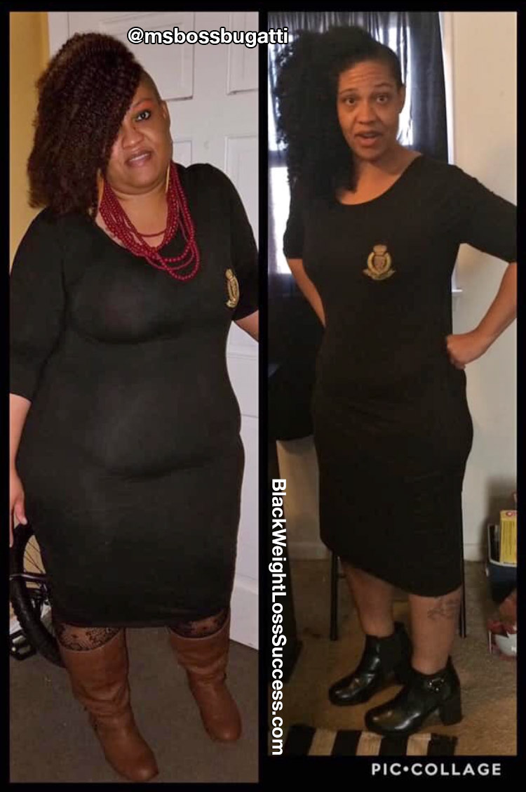 Dominica weight loss journey