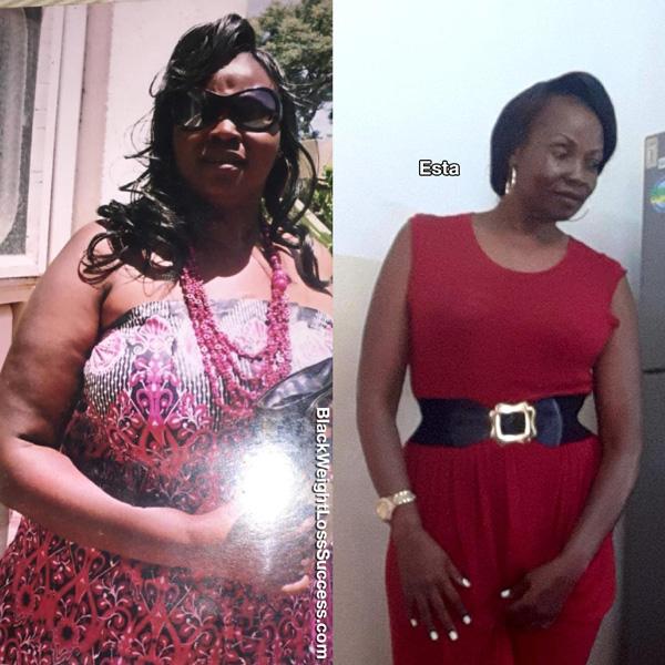Esta weight loss story