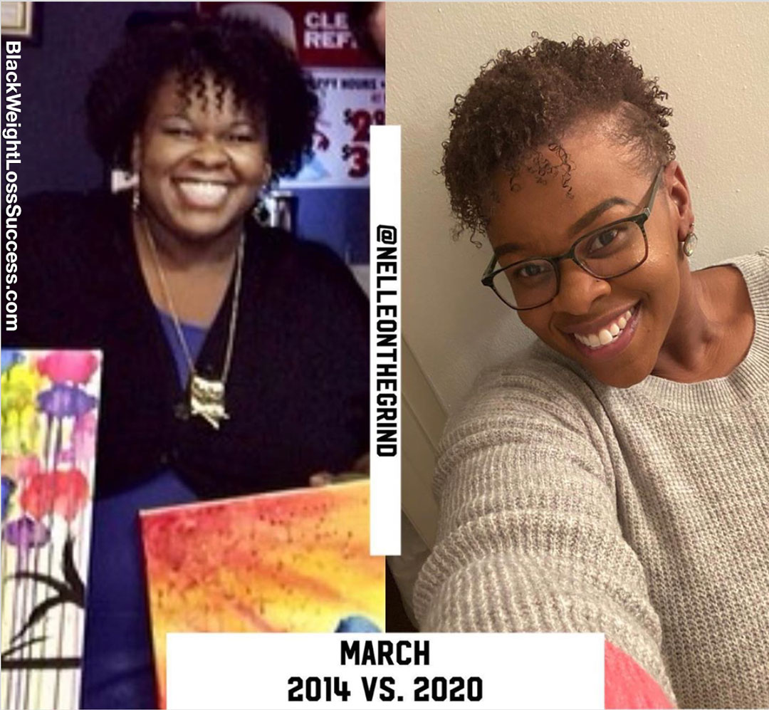 jenelle weight loss story