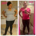 Tiffany weight loss journey