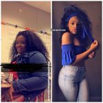Cherice before and after