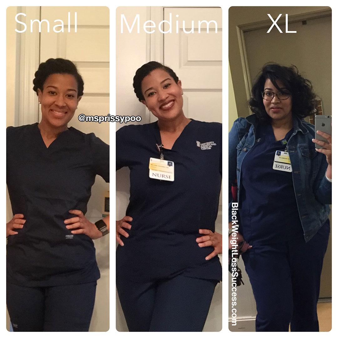 Melanie antes e depois