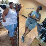 Natasha lost 103 pounds