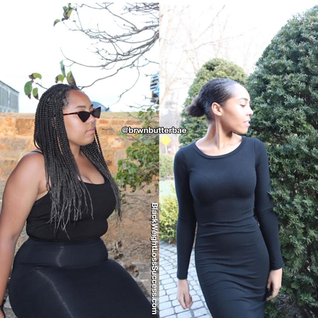 Laura antes e depois