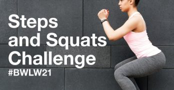 Septs and Squats Challenge