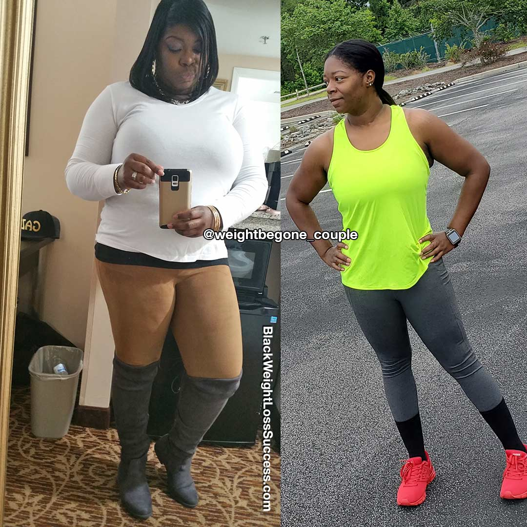 tashia before and after