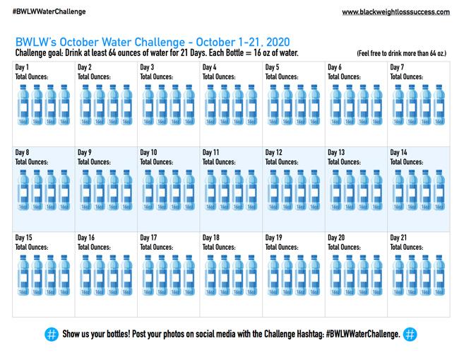 Water Calendar